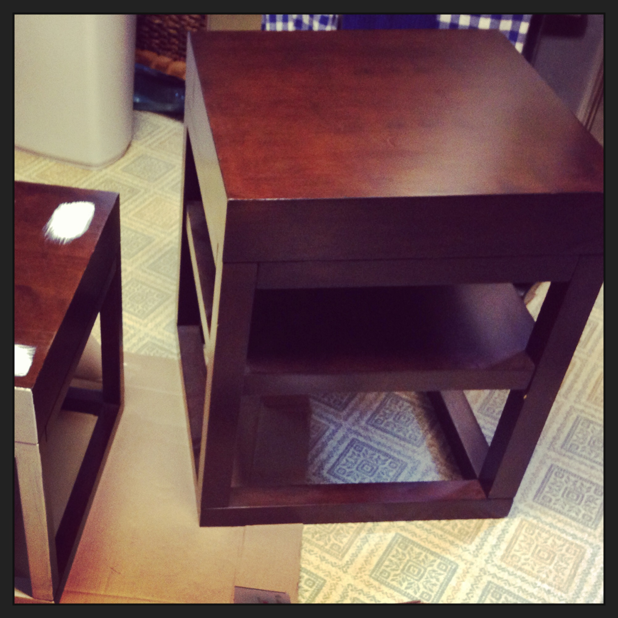 Tuesday Morning Mirrored Furniture